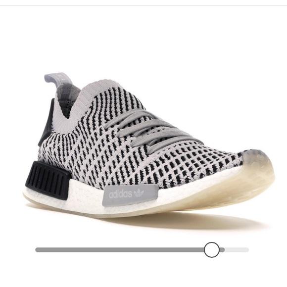 adidas nmd r1 stlt grey